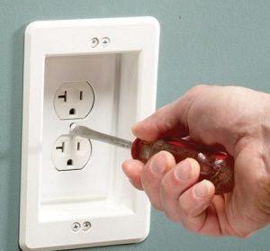 Sostituire la Presa Elettrica Rotta